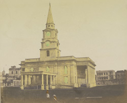 St John's Cathedral, Calcutta